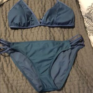 Little Blue Bikini